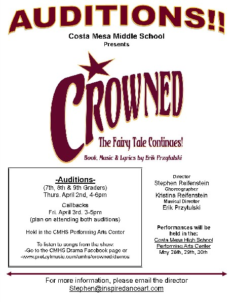 Crowned Audition Notice.jpg