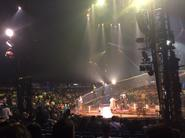 Marching Band Enjoys Cirque du Soleil's