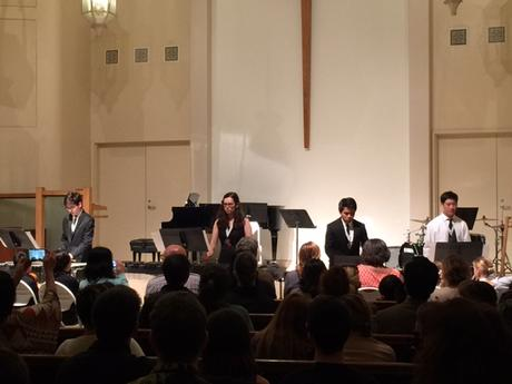 CMHS INSTRUMENTALISTS PERFORM WONDERFULLY AT VANGUARD SMALL ENSEMBLE FESTIVAL