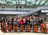 2018 orchestra group picture